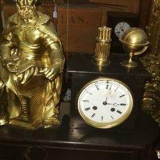 Relojes de carga manual: RELOJ SOBREMESA FRANCES. Lote 279110228