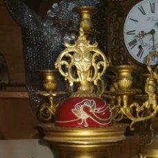 Relojes de carga manual: RELOJ FRANCES SOBREMESA. Lote 279151108
