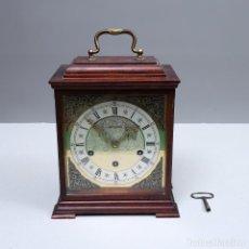 Relojes de carga manual: RELOJ DE MESA , JUNGHANS, MEDIADOS DEL SIGLO XX. ESTIMACIÓN 375€-400€. Lote 279339788