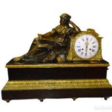 Relojes de carga manual: RELOJ DE SOBREMESA FRANCES, LUIS XVI, BALTHAZAR PARÍS. Lote 279369533