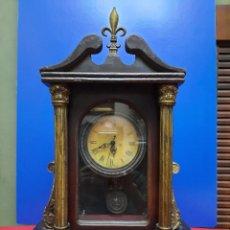 Relojes de carga manual: RELOJ BRACKET INGLÉS. Lote 281775153