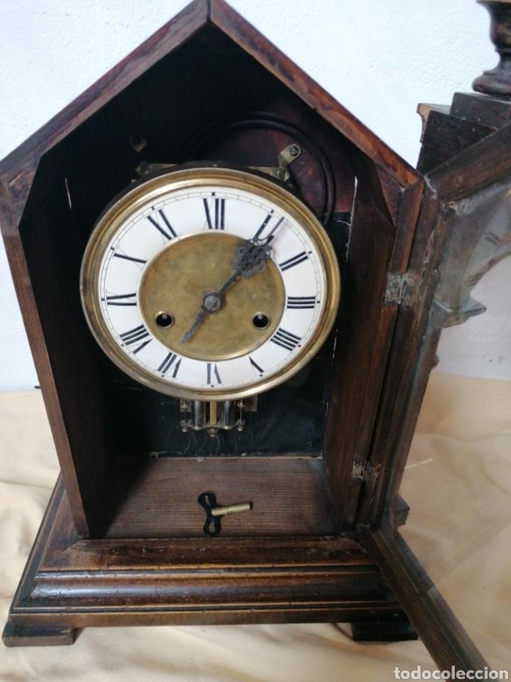 Relojes de carga manual: Reloj de sobremesa - Foto 4 - 282873988