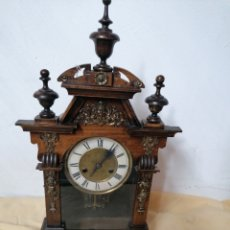 Relojes de carga manual: RELOJ DE SOBREMESA. Lote 282873988