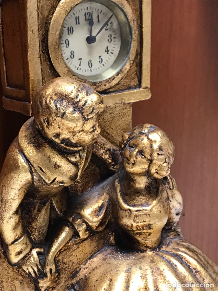 Relojes de carga manual: RELOJ DE SOBREMESA - Foto 2 - 283701318