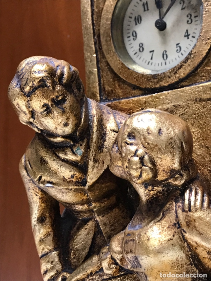 Relojes de carga manual: RELOJ DE SOBREMESA - Foto 3 - 283701318