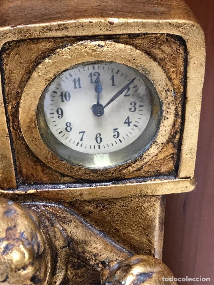 Relojes de carga manual: RELOJ DE SOBREMESA - Foto 4 - 283701318