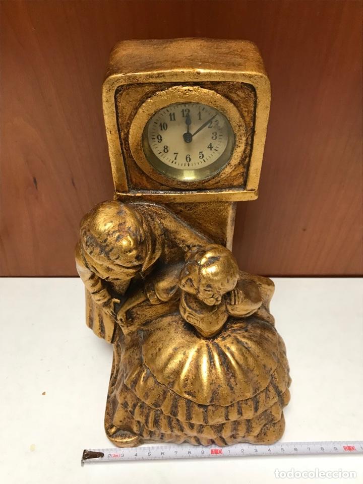 Relojes de carga manual: RELOJ DE SOBREMESA - Foto 10 - 283701318