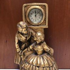 Relojes de carga manual: RELOJ DE SOBREMESA. Lote 283701318