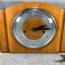 Orologi di carica manuale: RELOJ DE CUERDA DE SOBREMESA - 555 - CHINA -. Lote 285658768