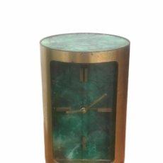 Relógios de carga manual: RELOJ DE SOBREMESA DESPERTADOR SWIZA 8. FUNCIONA. 1970'S.. Lote 286600328