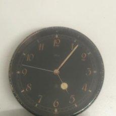 Relógios de carga manual: RELOJ DESPERTADOR IMHOF. 1970'S. FUNCIONA.. Lote 286604648
