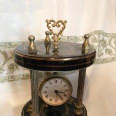 Orologi di carica manuale: RELOJ DE MESA CUERDA CON SOPORTE ANTIGUO EUROPEO. Lote 287689138