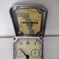 Relojes de carga manual: RELOJ DE VIAJE DE SOBREMESA QUARZO. Lote 288203748