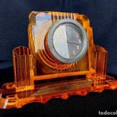 Horloges à remontage manuel: RESERVADO - RELOJ SOVIÉTICO MOLNIJA DE 1956 - CHELIABINSK. Lote 288319968