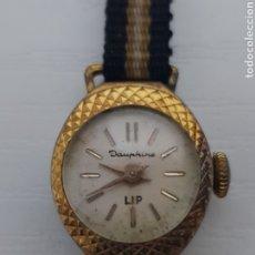 Relojes de carga manual: RELOJ LIP DOUPHINE MUY PEQUEÑO. Lote 288389143