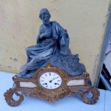 Relojes de carga manual: ANTIGUO RELOJ FRANCÉS SIGLO XIX. Lote 288565748