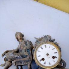 Relojes de carga manual: MAQUINA RELOJ PARIS. Lote 288565823