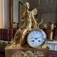 Relojes de carga manual: RELOJ IMPERIO BRONCE DORADO AL MERCURIO. Lote 288598533