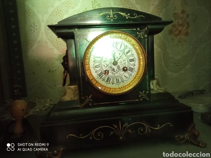 RELOJ ENVUENESTADO YFUNCIONANDO (Relojes - Sobremesa Carga Manual)