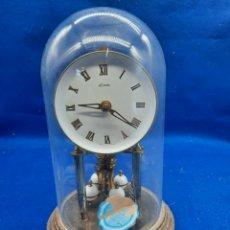 Relógios de carga manual: ANTIGUO RELOJ KUNDO 400 DIAS. Lote 291839373