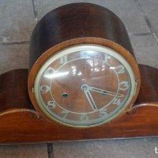 Relógios de carga manual: ANTIGUO RELOJ DE SOBREMESA. Lote 292275238