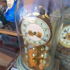 Relojes de carga manual: RELOJ SOBREMESA ALEMAN NO 0 JEWELS UNADJUSTED. Lote 292324518