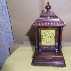 Relógios de carga manual: RELOJ CON ALARMA MUSICAL. LOT230. Lote 293570473
