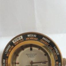 Relógios de carga manual: RELOJ DE SOBREMESA ABERMANN,PEQUEÑO Y PESADO, NO ESTA PROBADO. Lote 294048113