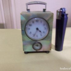 Relógios de carga manual: RELOJ DE MEST 244A, NACAR. LO. Lote 294439298
