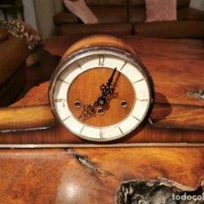 Relojes de carga manual: RELOJ DE SOBREMESA MADE IN GERMANY CARRILLON PARA RESTAURAR O PIEZAS. Lote 297031968