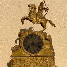 Relojes de carga manual: ANTIQUE FRENCH PENDULE.. Lote 297065663