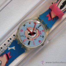 Orologi - Swatch: RELOJ SWATCH QUARTZ, DE COLECCIONISTA ,AÑOS 90, MODELO WINDOWS.. Lote 27264729