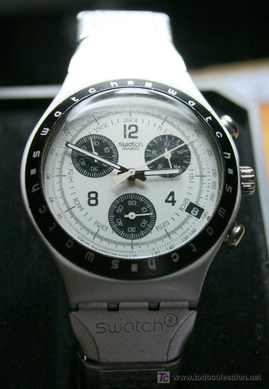 Vendido Swatch Cadena Extensiblecaba En Irony Aluminium Venta lcFKJT13