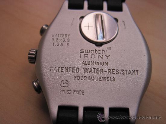 design senza tempo b148a f8b51 Cronografo swatch irony - Sold through Direct Sale - 25008300
