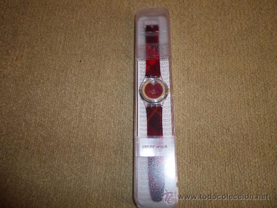RELOJ DE PULSERA AUTOMATICO SWATCH DE COLECCION AÑO 1995 MODELO MAGIC TOOL NUEVO A ESTRENAR (Relojes - Relojes Actuales - Swatch)