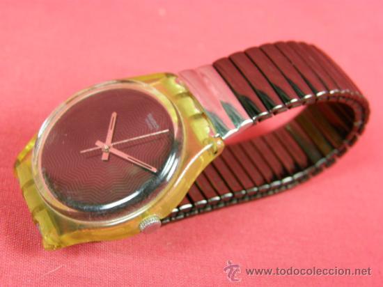 reloj swatch correa elstica x cm gr