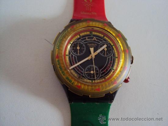 SWATCH COLECION LEER BIEN DISCRIPCION (Relojes - Relojes Actuales - Swatch)