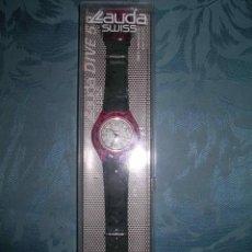 Relojes - Swatch: RELOJ DE LAUDA AIR, MODELO DIVE 50, EDICION LIMITADA, FABRICADO EN SUIZA AÑO 1.995 NUEVO.. Lote 39932505