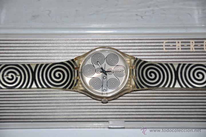 Relojes - Swatch: reloj swatch ag 1994 de colección - Foto 2 - 42054841