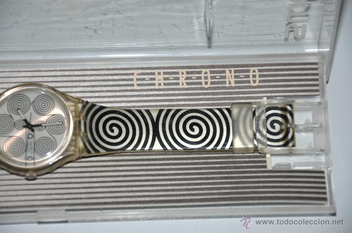 Relojes - Swatch: reloj swatch ag 1994 de colección - Foto 3 - 42054841