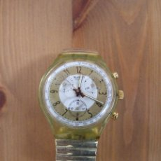 Relojes - Swatch: RELOJ SWATCH SWISS - 22 JEWELS - AÑO 1992. Lote 43695227