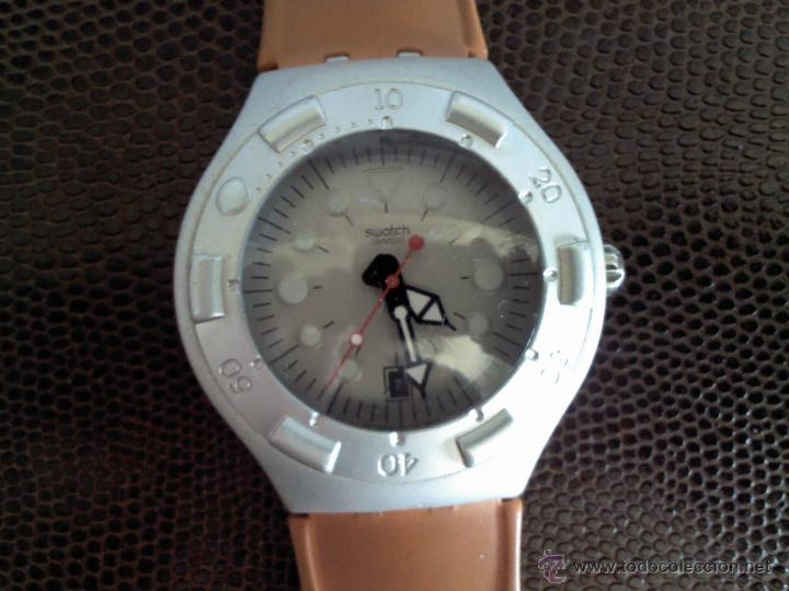 RELOJ MARCA SWATCH MODELO IRONY WATER RESISTANT 200 M. (Relojes - Relojes Actuales - Swatch)