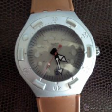 Relojes - Swatch: RELOJ MARCA SWATCH MODELO IRONY WATER RESISTANT 200 M.. Lote 45141542