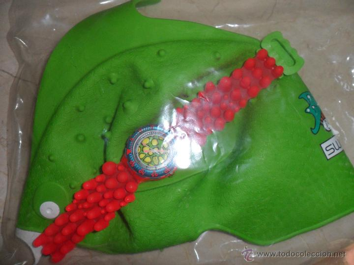 SWATCH SCUBA C-MONSTA. PACKAGING SPECIALS. (Relojes - Relojes Actuales - Swatch)