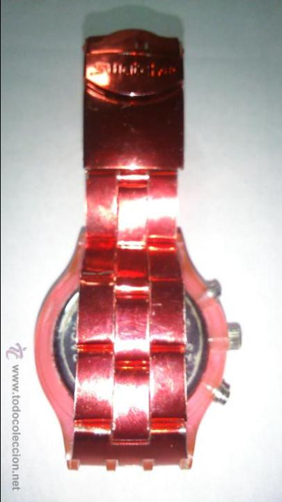 Relojes - Swatch: bonito reloj swatch. color rojo - Foto 3 - 48544571