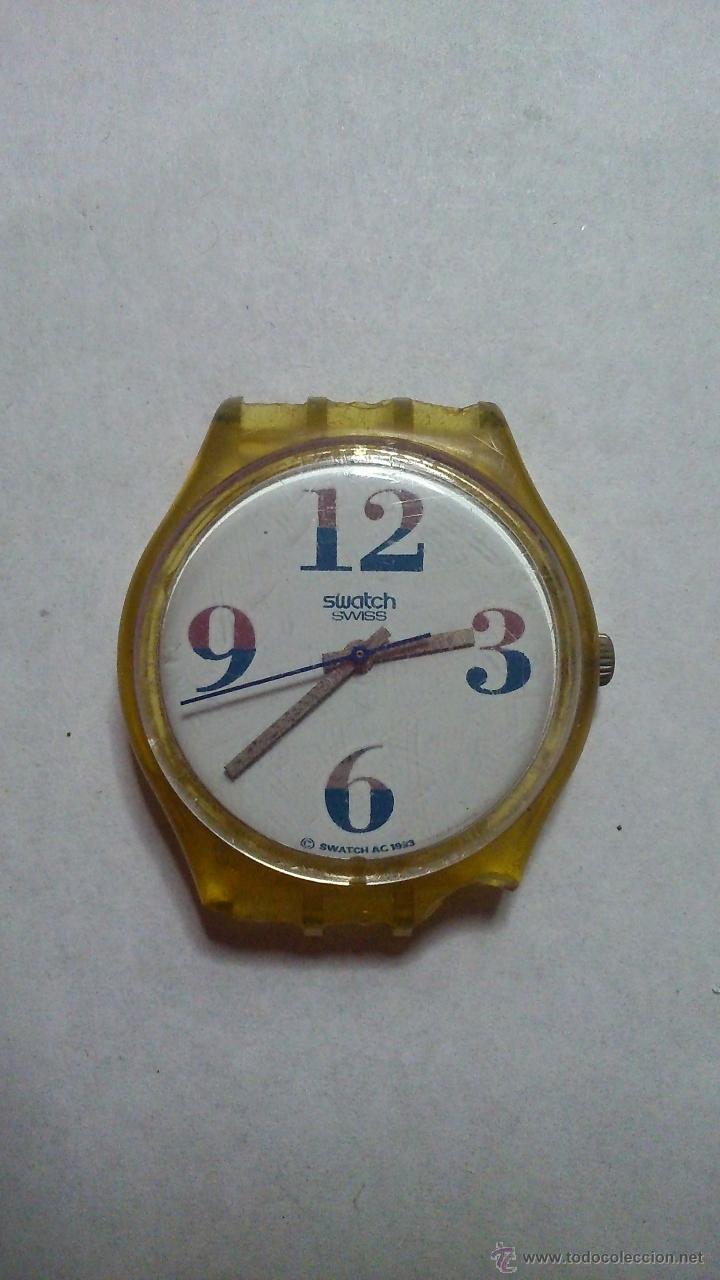 RELOJ SWATCH SWISS. SWATCH AC 1993 (Relojes - Relojes Actuales - Swatch)
