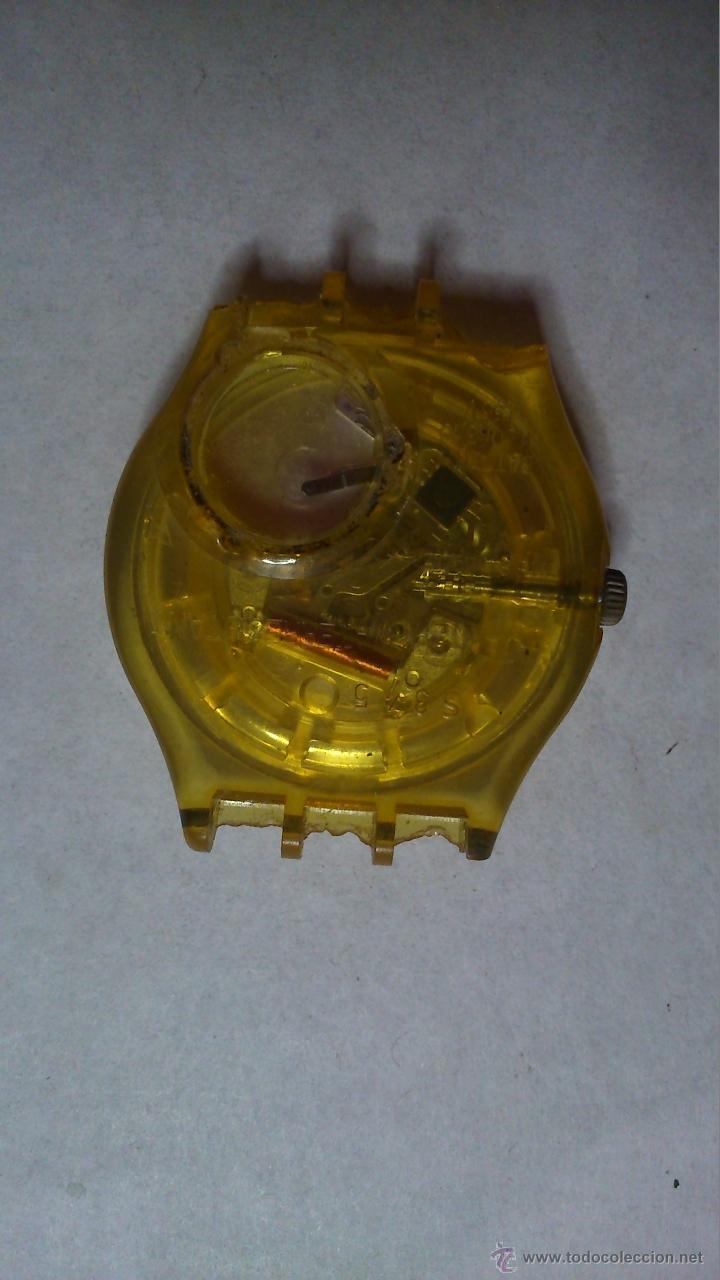 Relojes - Swatch: reloj swatch swiss. swatch ac 1993 - Foto 2 - 48565198