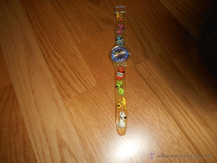 RELOJ SWATCH WOUAF DESCATALOGADO AÑOS 90 FUNCIONANDO (Relojes - Relojes Actuales - Swatch)