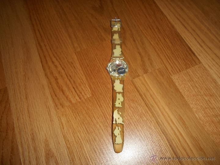 Relojes - Swatch: RELOJ SWATCH WOUAF DESCATALOGADO AÑOS 90 FUNCIONANDO - Foto 2 - 49673776