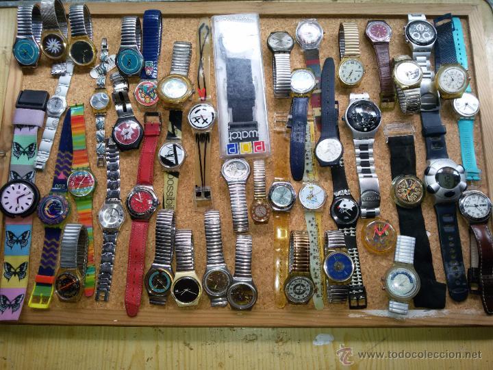 Coleccion En Relojes Venta 52951797 De Vendido 49 Directa Swatch mONnwv80